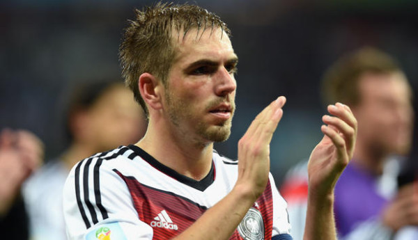 Danke, Philipp!