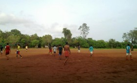 Football in God's Own Country